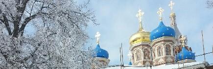Христорождественский храм с. Ильинское
